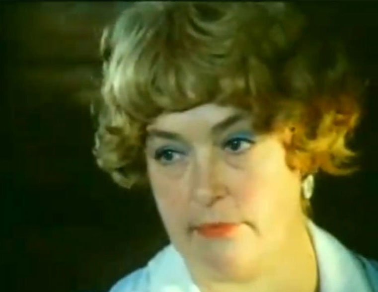 Фільм «Нікудишня» (1980): Лидия Федосеева-Шукшина 761x588