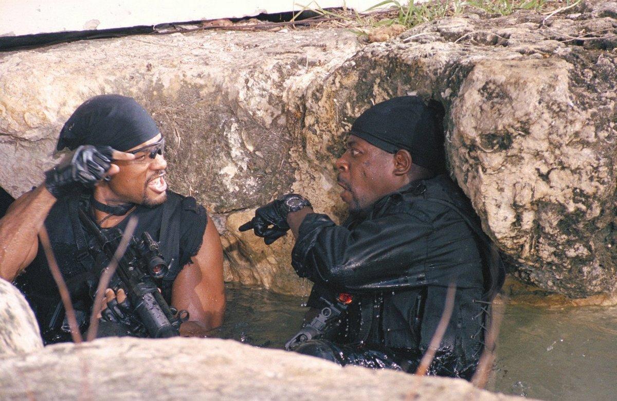 Фильм «Плохие парни 2» (2003): Уилл Смит, Мартин Лоуренс 1200x780