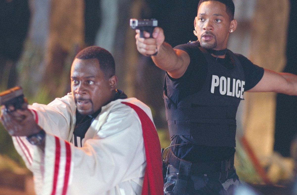 Фильм «Плохие парни 2» (2003): Мартин Лоуренс, Уилл Смит 1200x788