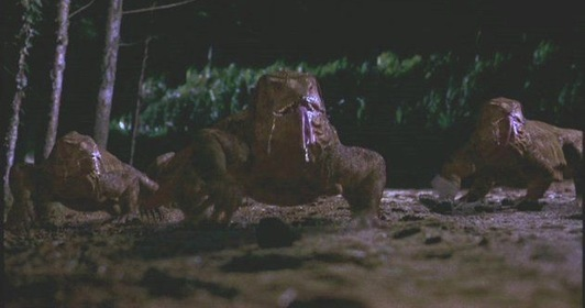 «Комодо. Остров ужаса» — кадры