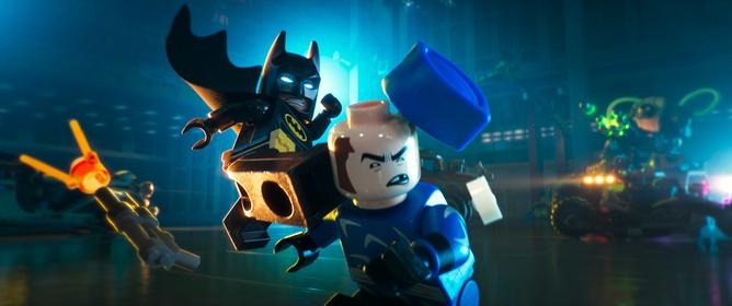 «Lego Фільм: Бетмен» — кадри
