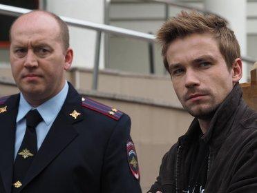 «Поліцейський з Рубльовки» — кадри