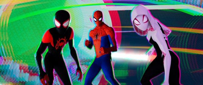 «Людина-павук: Навколо всесвіту» — кадри