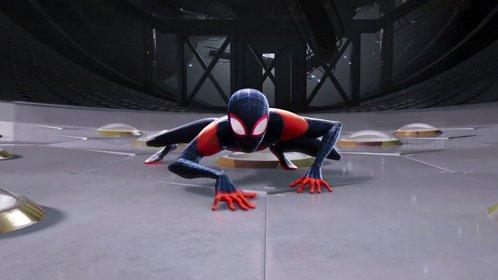 «Человек-паук: Через вселенные» — кадры