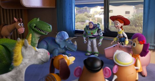 «История игрушек 4» — кадры