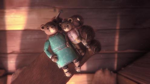 «Медвежья история» — кадры