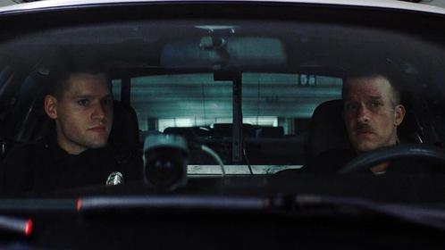 «Полицейский седан» — кадри