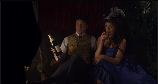 «Гудини и Дойл» — кадры