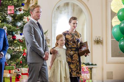 «Королевское Рождество» — кадры
