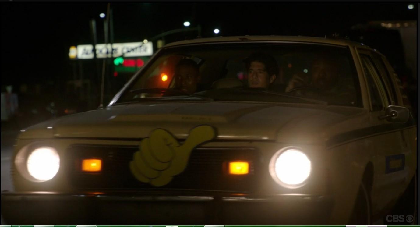 Сериал «Час пик» (2016): Джон Фу, Джастин Хайрс, Пейдж Кеннеди 1379x745