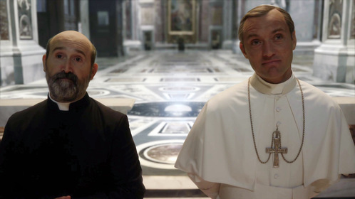 «Молодий Папа» — кадри