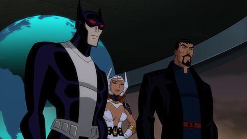 «Ліга справедливості: Боги і монстри» — кадри