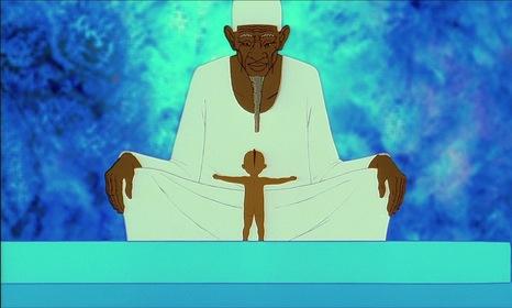 «Кіріку і чаклунка» — кадри