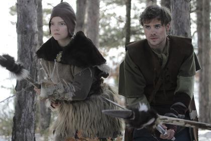 «Приключения викингов» — кадри