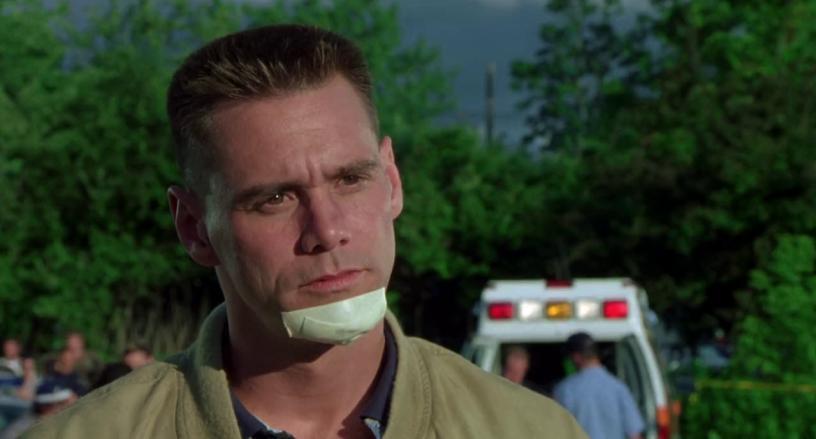 Фильм «Я, снова я и Ирэн» (2000): Джим Керри 816x439