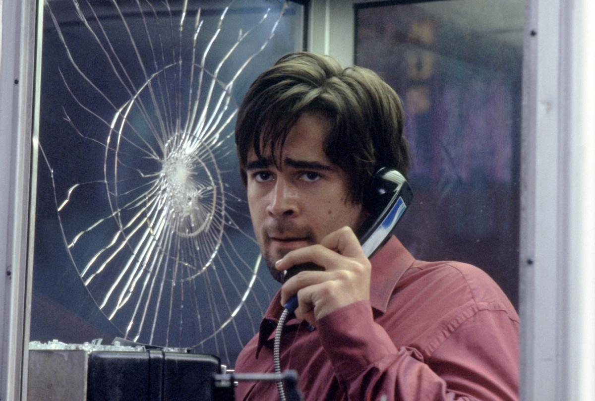 Фильм «Телефонная будка» (2002): Колин Фаррелл 1200x809