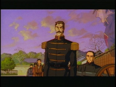 «Бродяга Кэнсин: Реквием по империалистам-патриотам» — кадры