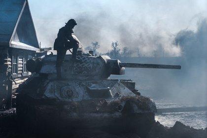 «Т-34» — кадры