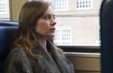 «Дівчина у потягу» — кадри