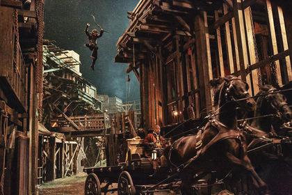 «Робин Гуд: Начало» — кадры