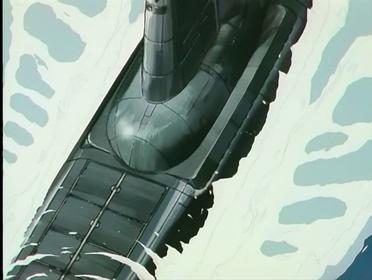 «Люпен III: Опасный вояж» — кадры