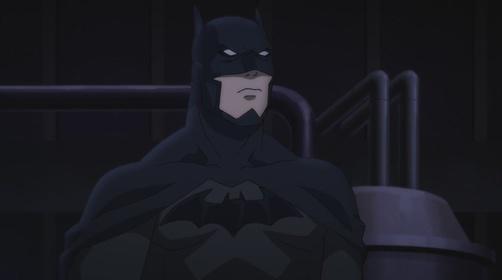 «Бетмен: Погана кров» — кадри