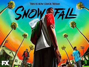 «Снегопад» — кадры