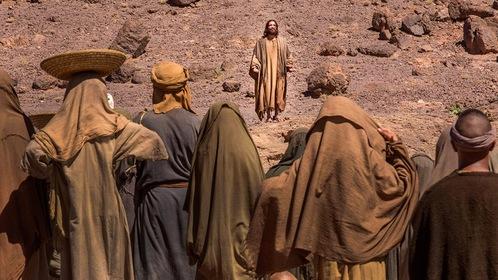 «Убийство Иисуса» — кадры
