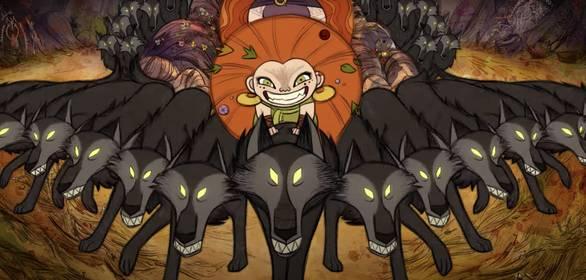 «Легенда о волках» — кадры