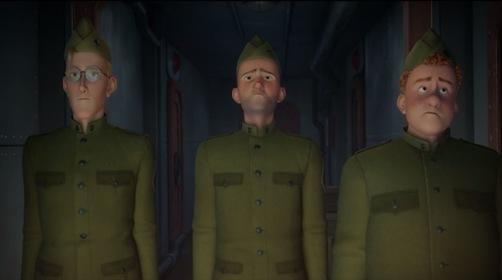 «Сержант Стабби: Американский герой» — кадри