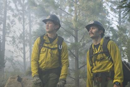 «Вогнеборці» — кадри