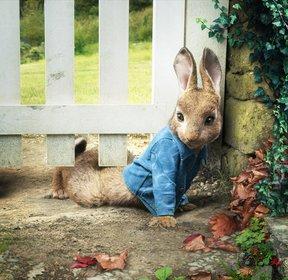 «Кролик Питер» — кадры