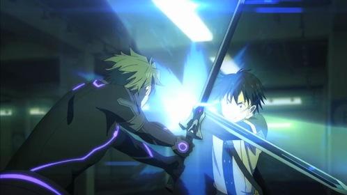 «Мастер меча онлайн: Порядковый ранг» — кадры