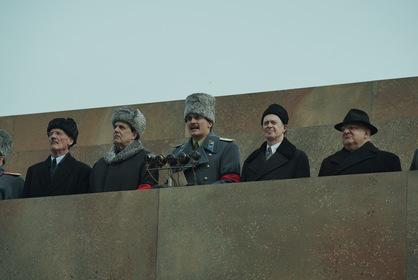 «Смерть Сталіна» — кадри