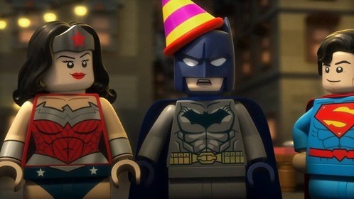 «LEGO Ліга справедливості: Прорив Готем-Сіті» — кадри