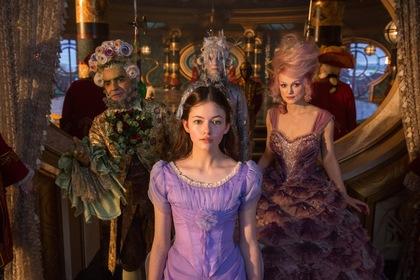 «Щелкунчик и четыре королевства» — кадры