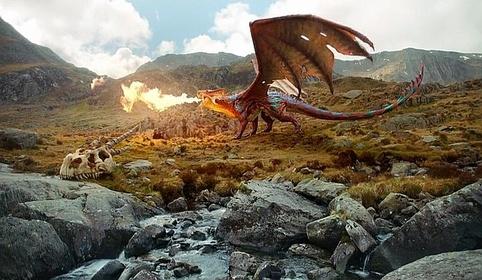 «Последний убийца драконов» — кадри