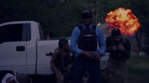 «Вооруженный» — кадры