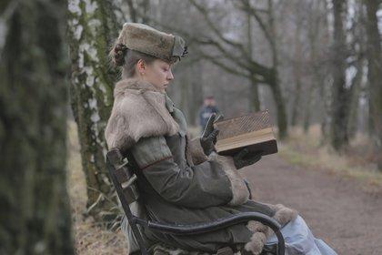 «Анна-детективъ» — кадры