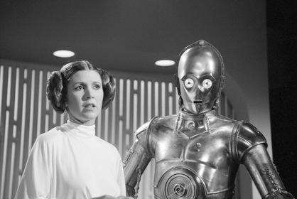 «Звездные войны: Праздничный спецвыпуск» — кадры