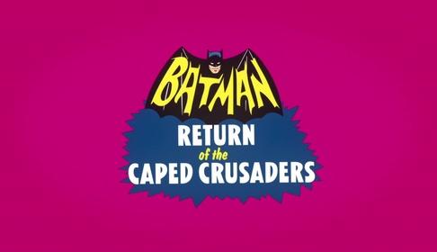 «Бэтмен: Возвращение рыцарей в масках» — кадри