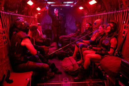 «Загін самогубців: Місія навиліт» — кадри