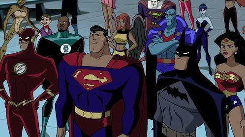 «Ліга Справедливості Без меж» — кадри