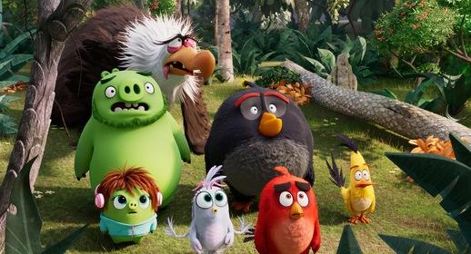 «Angry Birds 2 в кино» — кадры