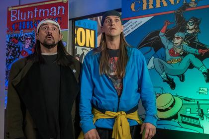 «Джей і Мовчазний Боб: Перезавантаження» — кадри