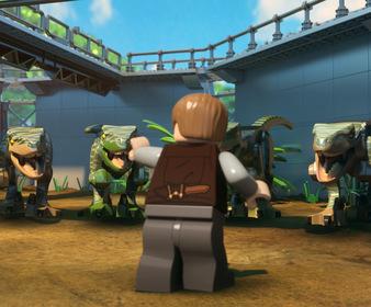 «Lego Світ Юрського періоду: Втеча Індомінуса» — кадри