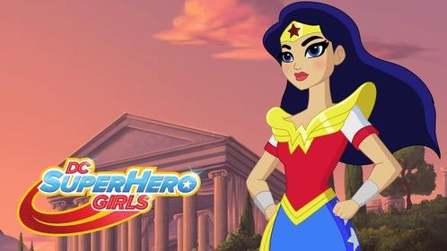 «DC девчонки-супергерои» — кадры