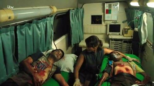 «Госпиталь «Хорошая карма»» — кадри