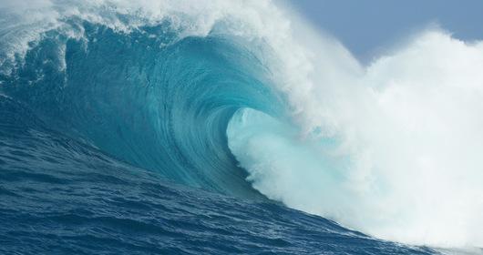 «Она - океан» — кадры