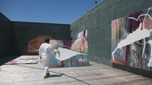 «Джулиан Шнабель: Частный портрет» — кадри